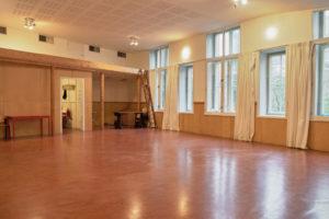 Spiegel zaal